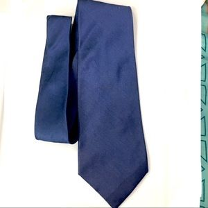 Brooks Brothers Blue Silk Tie